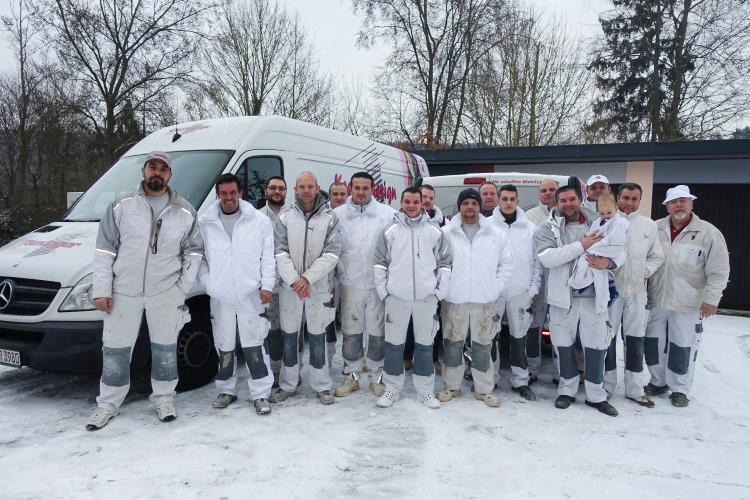 Unser Team im Januar 2017